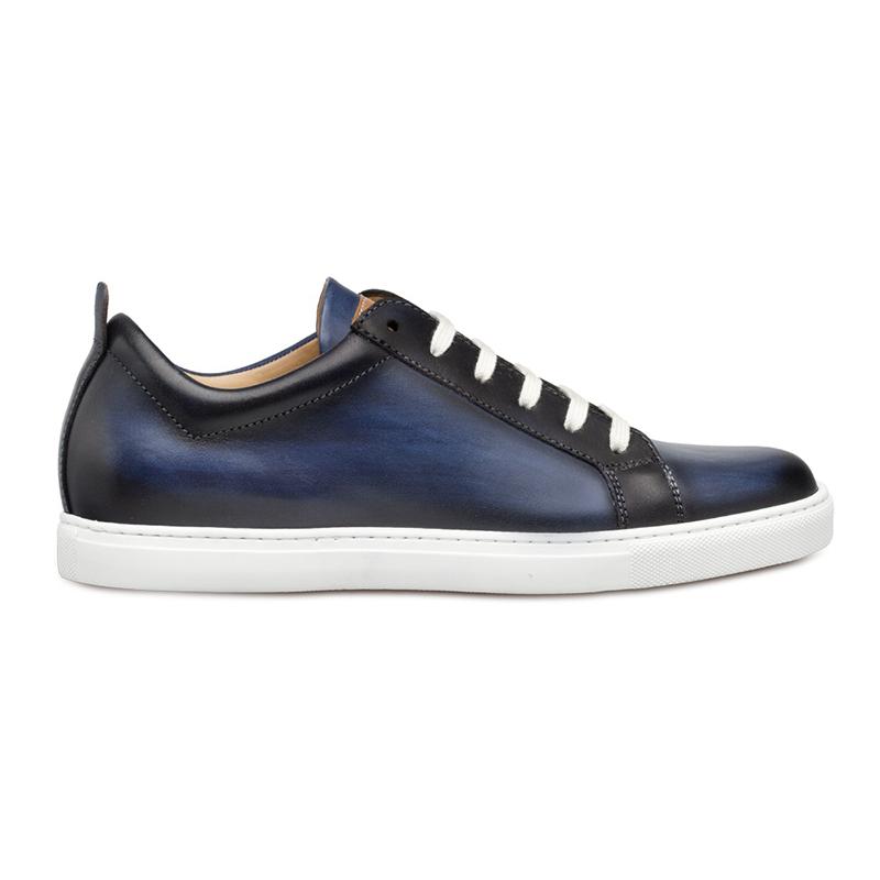 Mezlan Artemis Dress Sneakers Navy Image