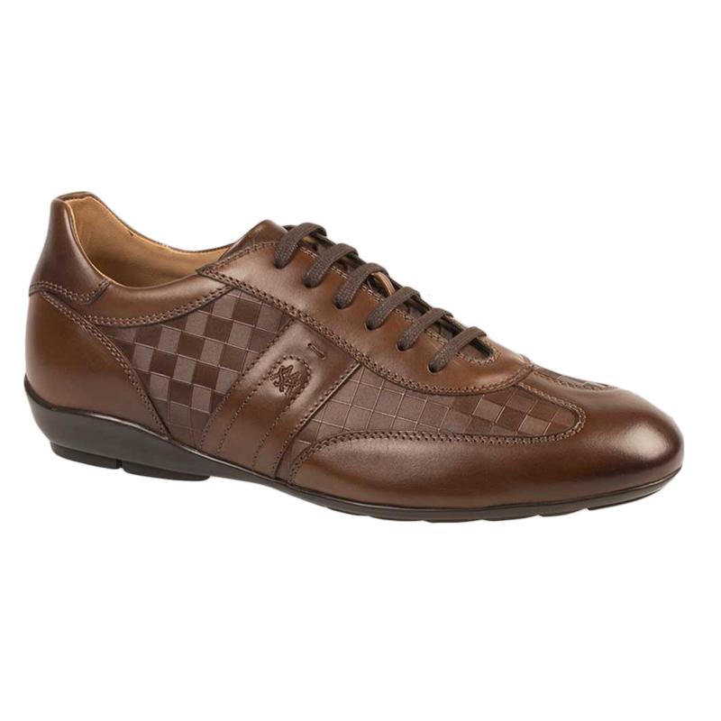 Mezlan Baena Sneaker Shoes Cognac Image
