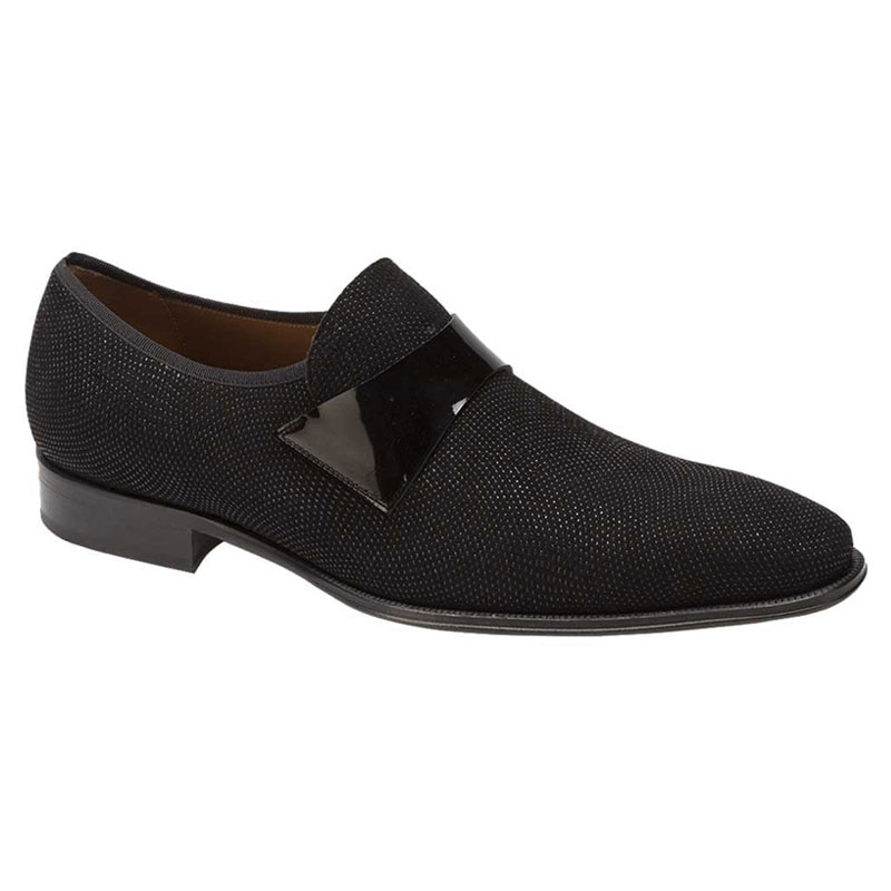 Mezlan Barrio Pump Shoes Black Image