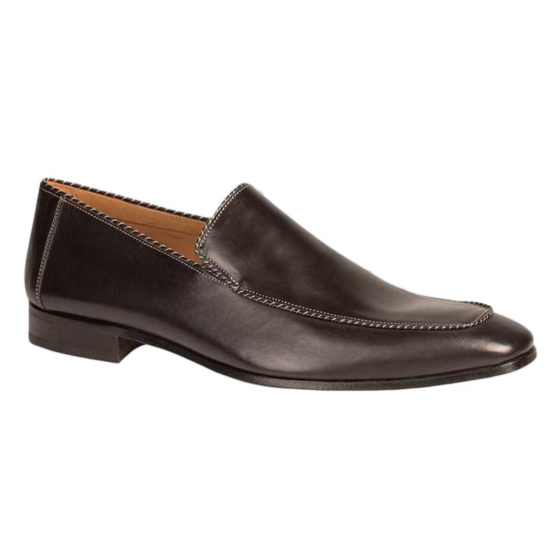 Mezlan Brandt Shoes Black Image