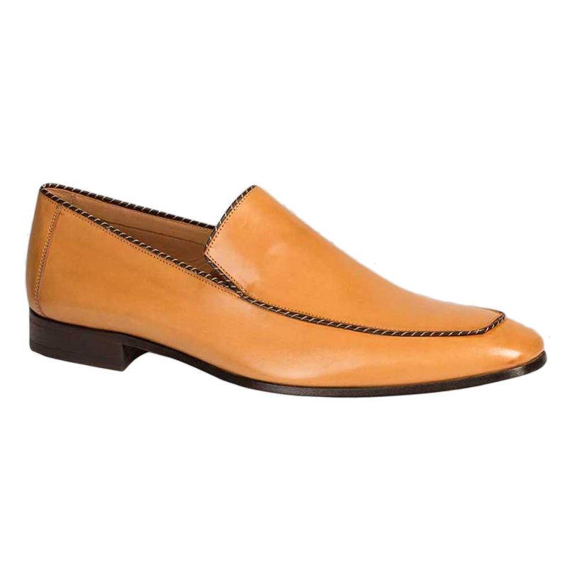 Mezlan Brandt Shoes Camel Image