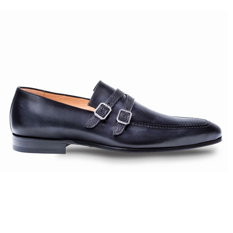 Mezlan Callas Loafers Black Image