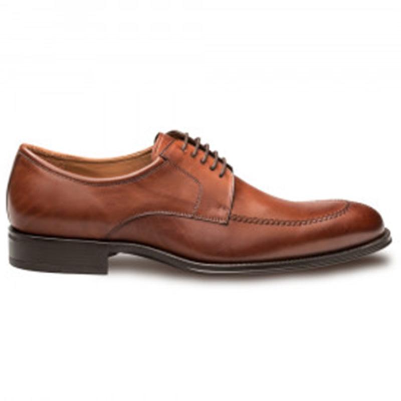 Mezlan Celso Calfskin Shoes Cognac Image