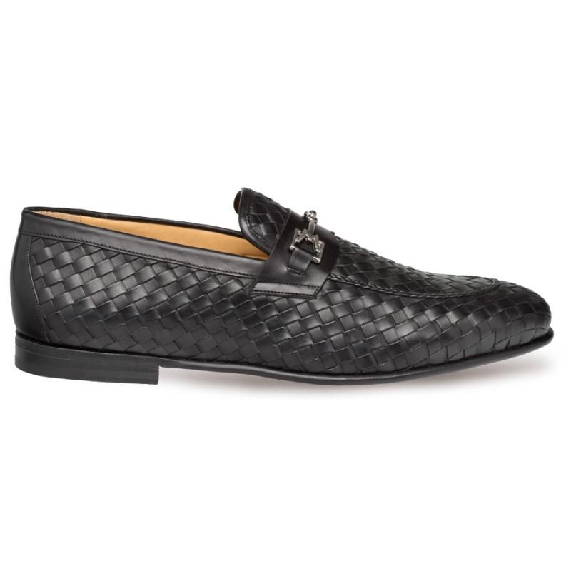 Mezlan Cerros Slip On Shoes Black Image