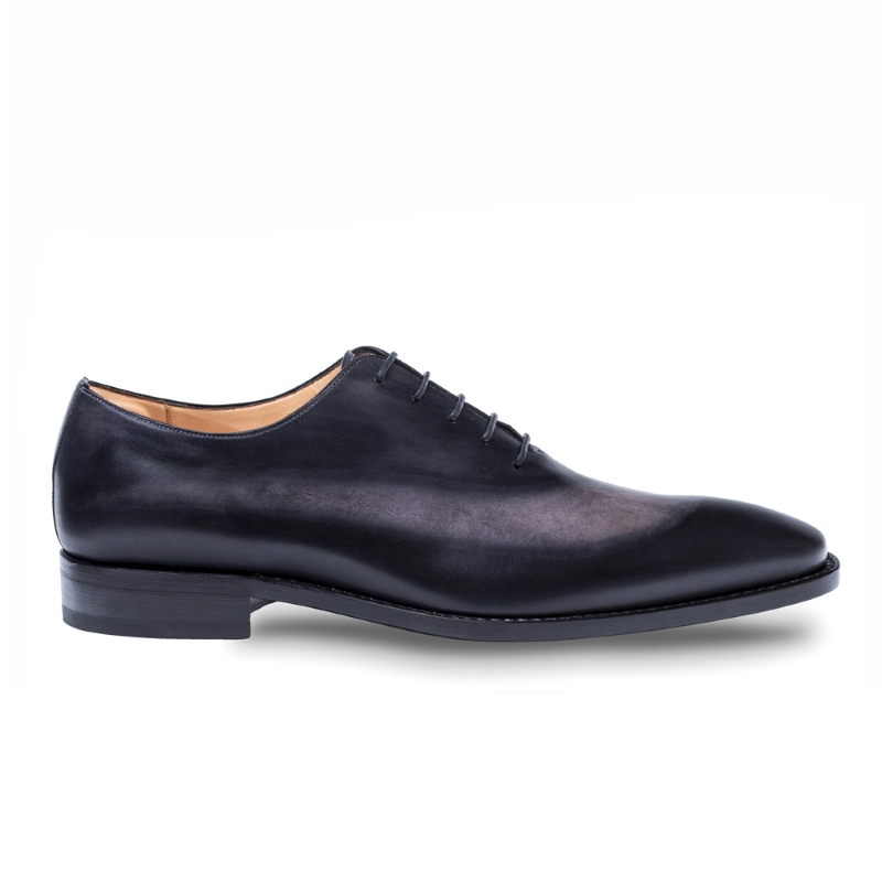 Mezlan Cline Oxfords Graphite / Gray Image