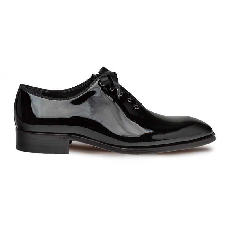 Mezlan Elysium Oxford Shoes Black Image