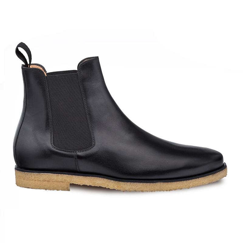 Mezlan Engel II Plain Toe Boots Black Image