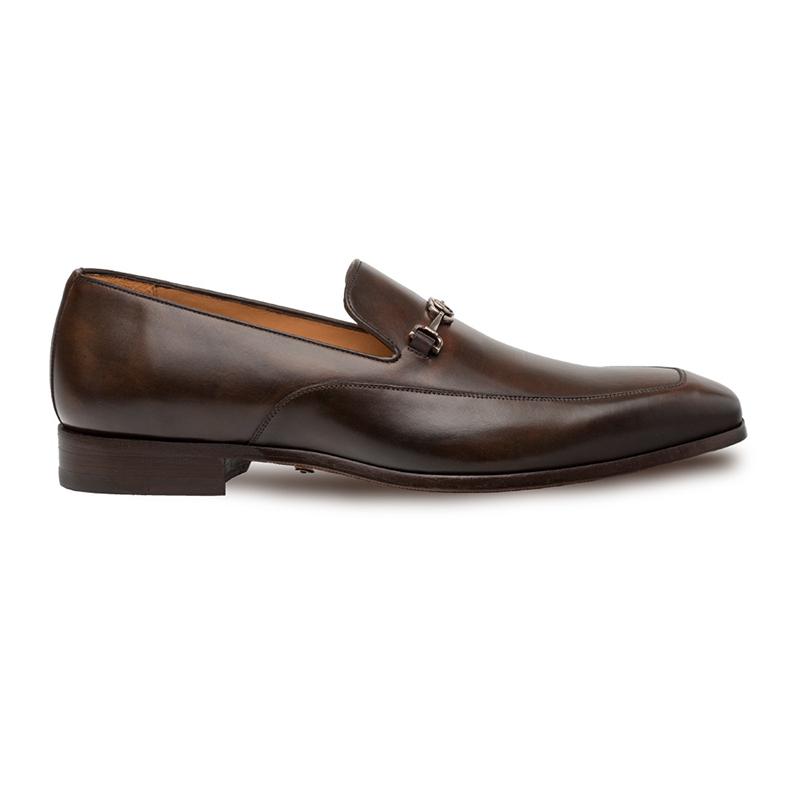 Mezlan Falcon Slip On Shoes Tabac Image