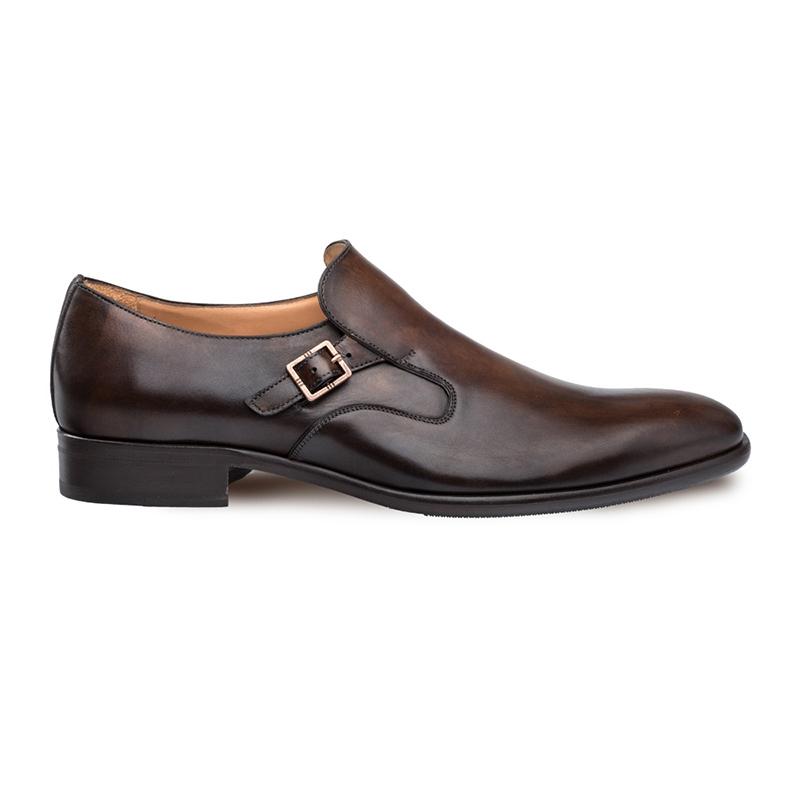 Mezlan Foggia Shoes Brown Image