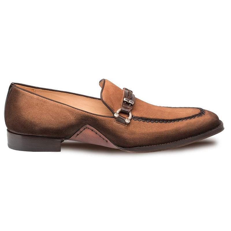 Mezlan Halsey Suede Slip-on Shoes Sport Image