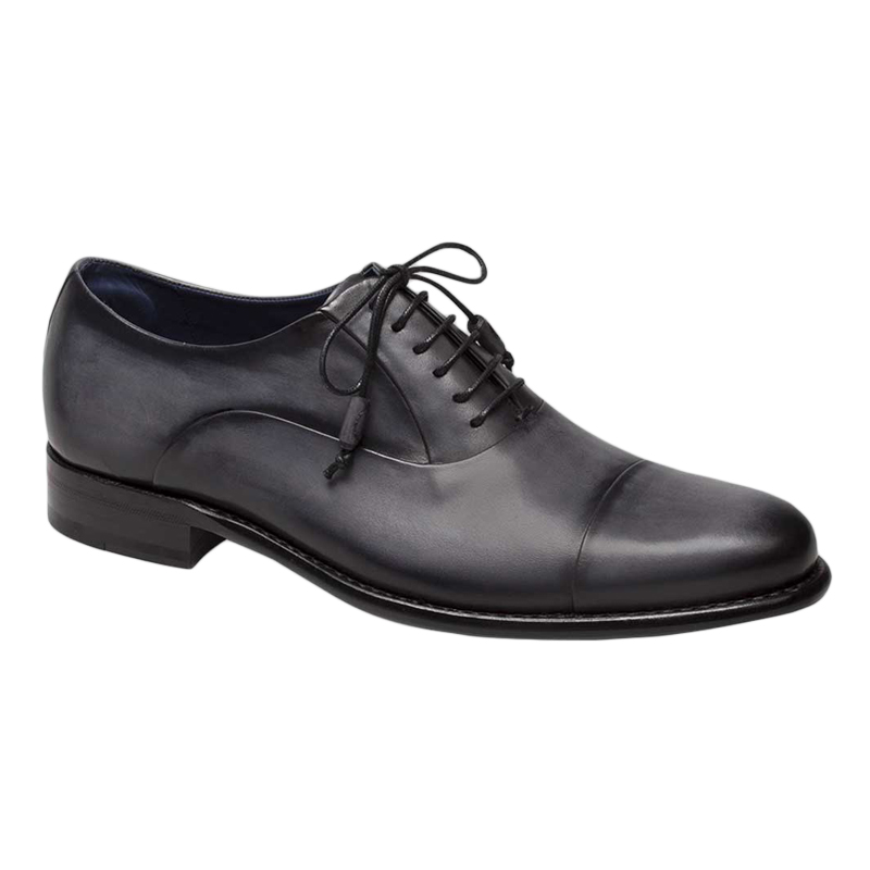Mezlan Helios Oxford Shoes Grey Image