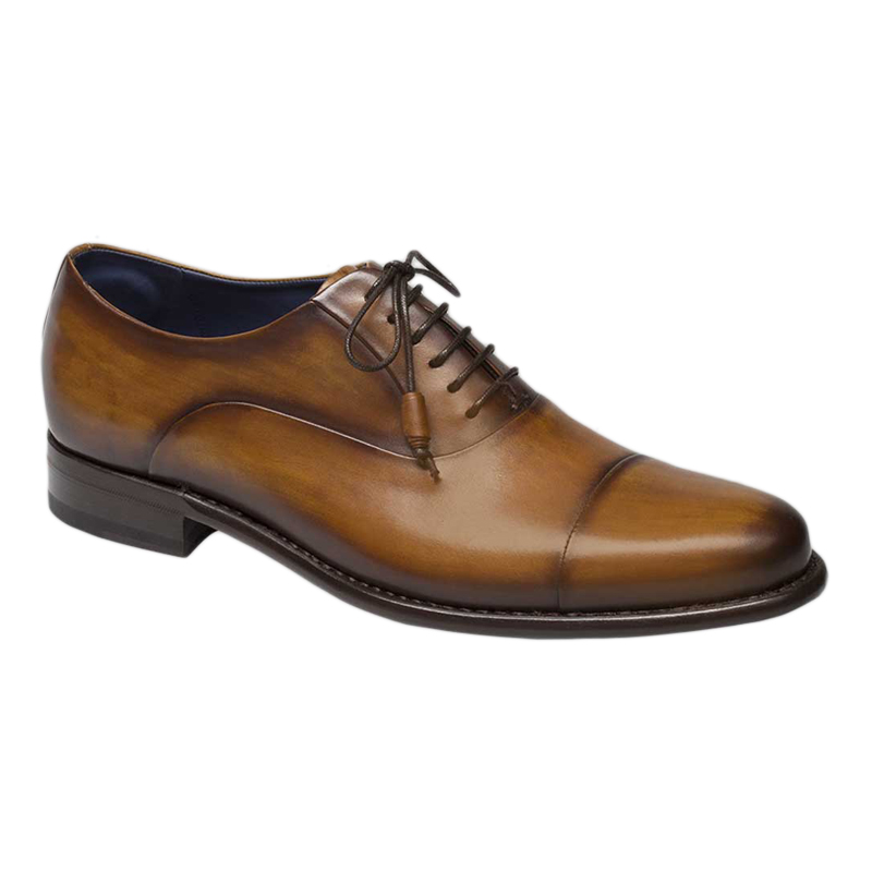 Mezlan Helios Oxford Shoes Honey Image