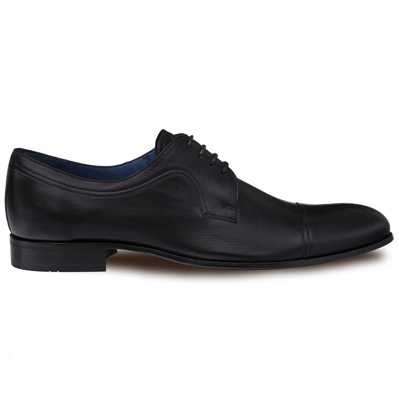 Mezlan Homar Derby Shoes Black Image