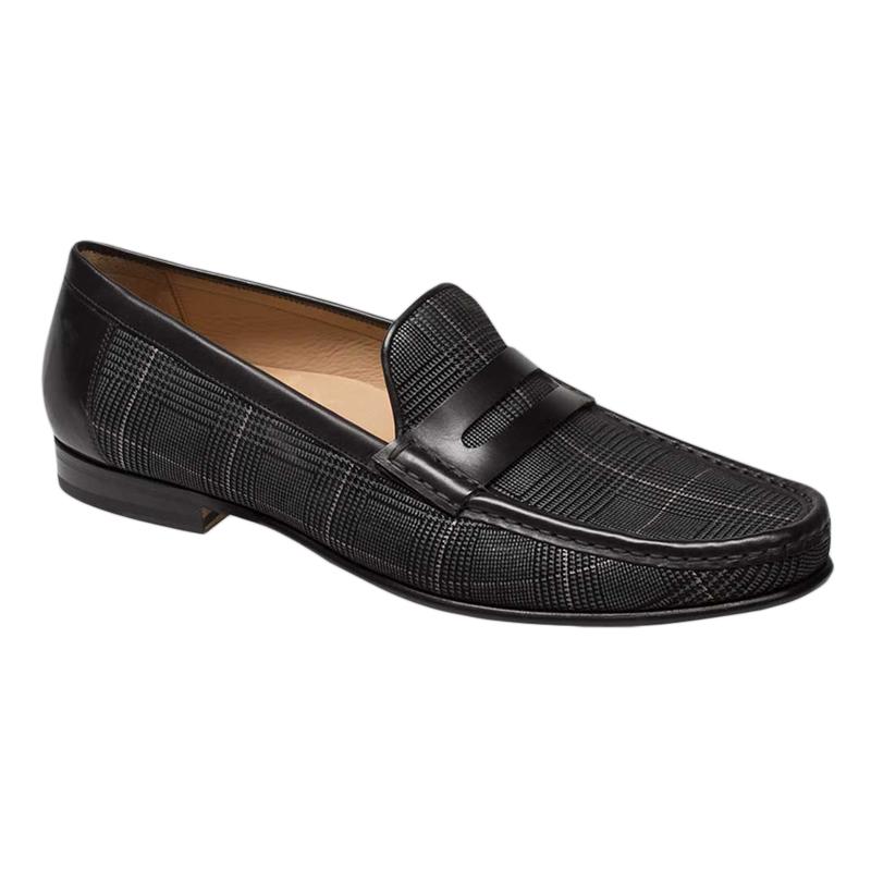 Mezlan Lares I Loafer Shoes Black Image