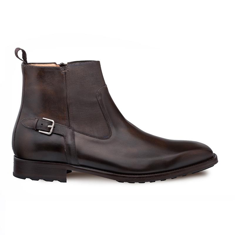 Mezlan Liege Side-Zip Boots Tabac Image