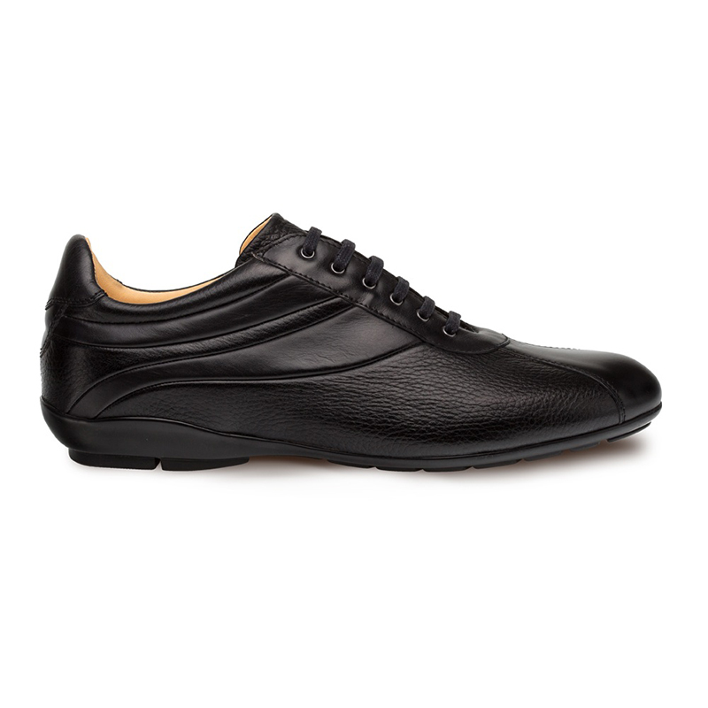 Mezlan Luka Lace Up Shoes Black Image