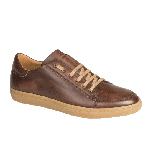Mezlan Masi Calfskin Sneakers Brown Image