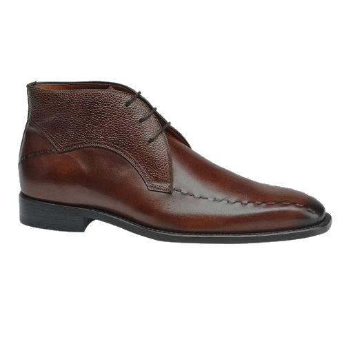 Mezlan Moriles Boots Cognac Image