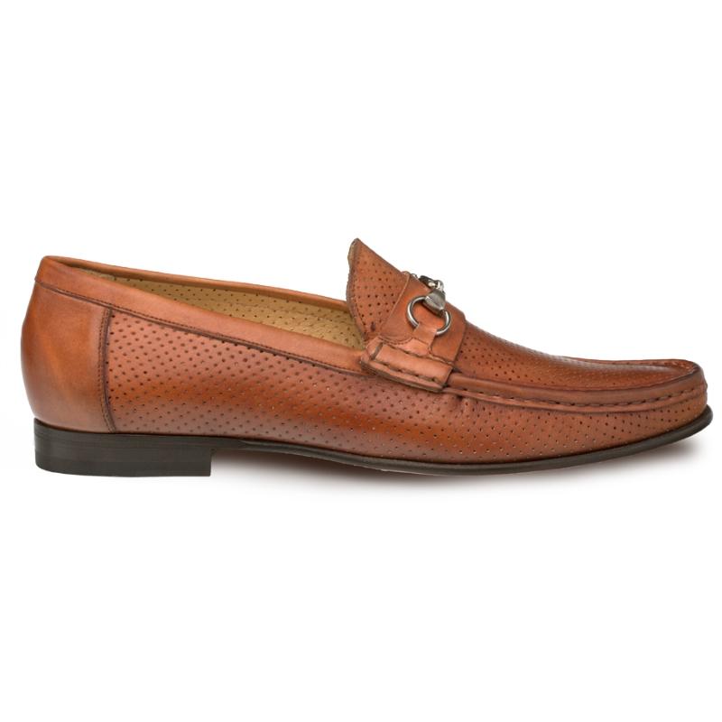 Mezlan Pani Calfskin Shoes Rust Image