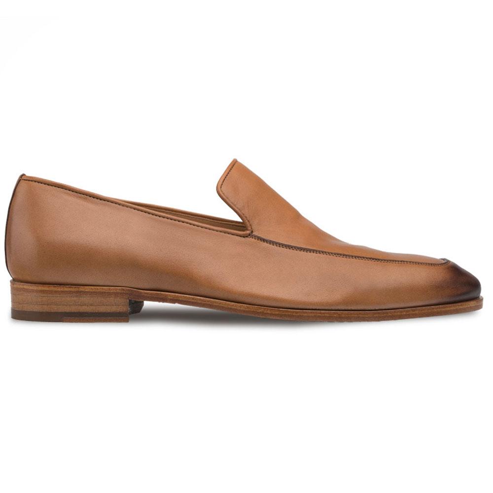 Mezlan R605 Leather Loafers Cognac Image