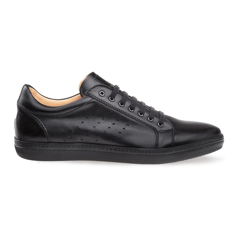 Mezlan Rimini Lace-Up Sneaker Graphite Image