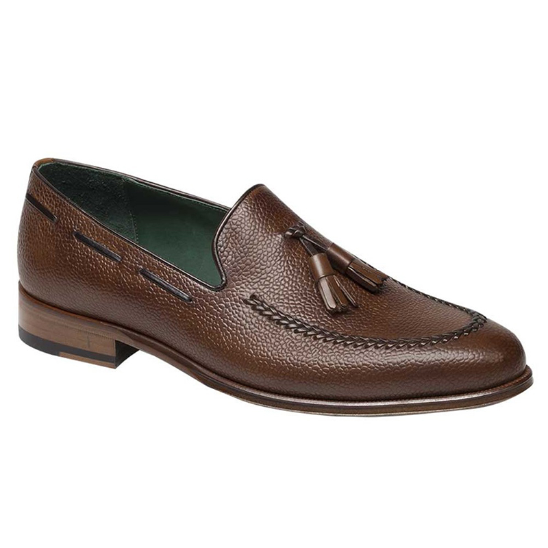 Mezlan Sabina Calfskin Shoes Cognac / Brown Image