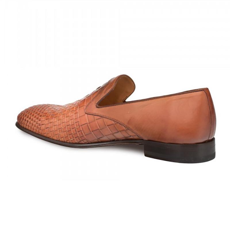 Mezlan Sirocco Calfskin Shoes Cognac Image