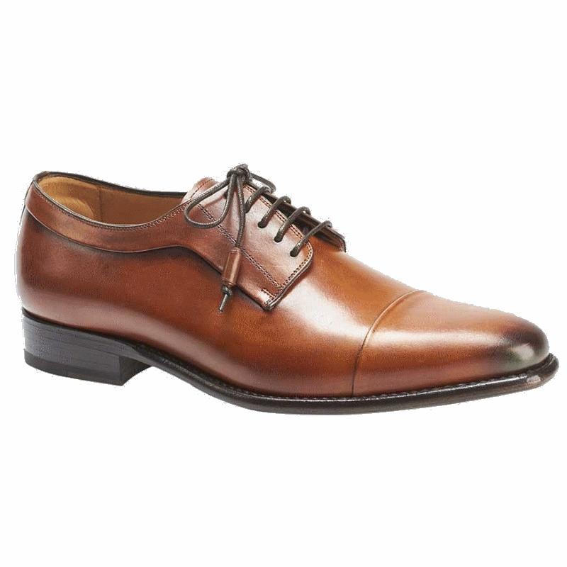Mezlan Tarifa Cap Toe Shoes Honey Image