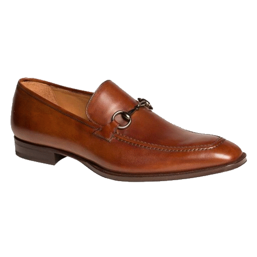 Mezlan Tours Bit Loafers Brown Image
