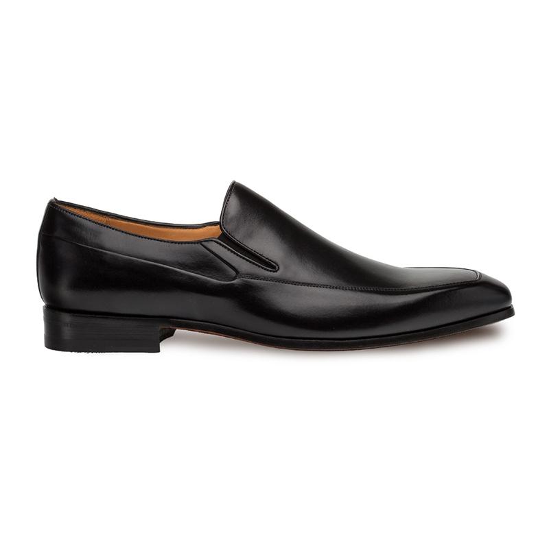 Mezlan Tula Slip On Shoes Black Image