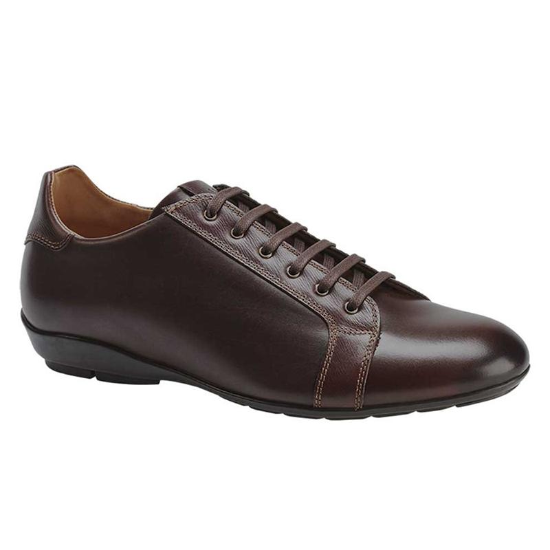 Mezlan Ubrique Calfskin Sneakers Brown Multi Image