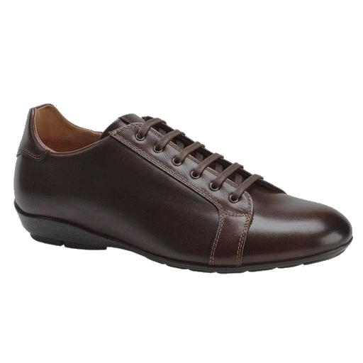 Mezlan Ubrique Calfskin Sneakers Brown Image