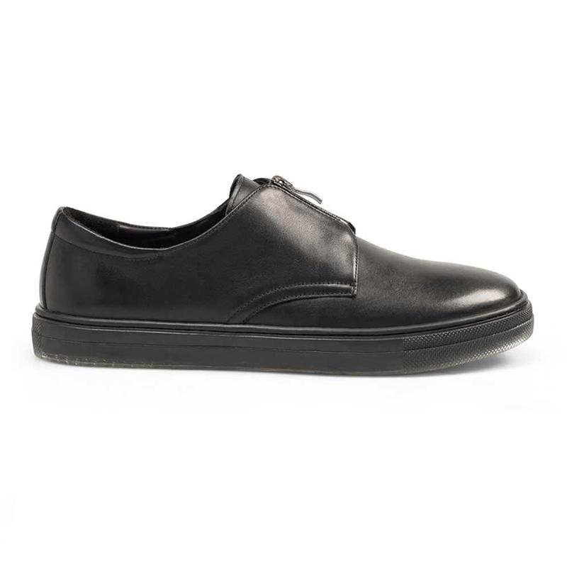 Mezlan Vader Slip On Sneakers Black Image