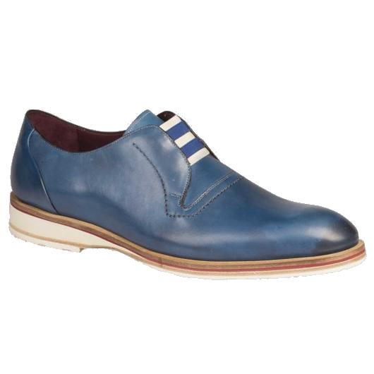 Mezlan Volta Sport Shoes Blue Image