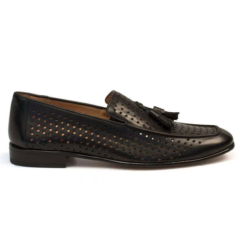 Mezlan Xian Loafers Black Image