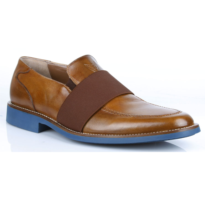 Michael Toschi Bandito Loafers Tan Image