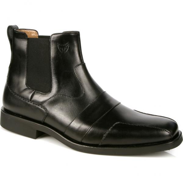 Michael Toschi Carillo Boots Black Image