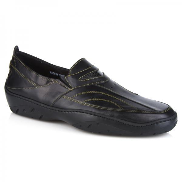 Michael Toschi Fata ST Driving Shoes Black Image