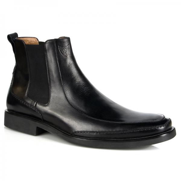 Michael Toschi Frisco Side Gore Boots Black Image
