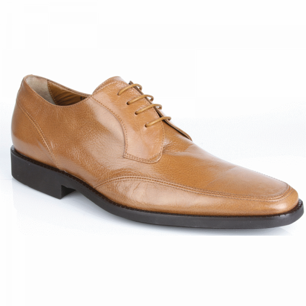 Michael Toschi Lorenzo Moc Toe Shoes Saddle Image