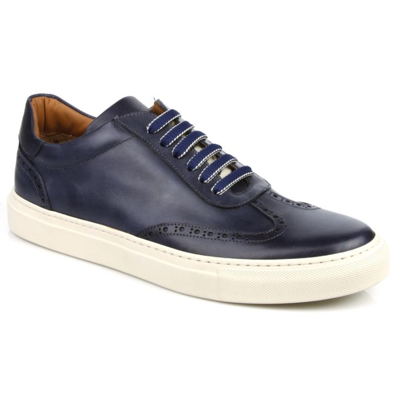 Michael Toschi Minnaar Sneakers Navy Image