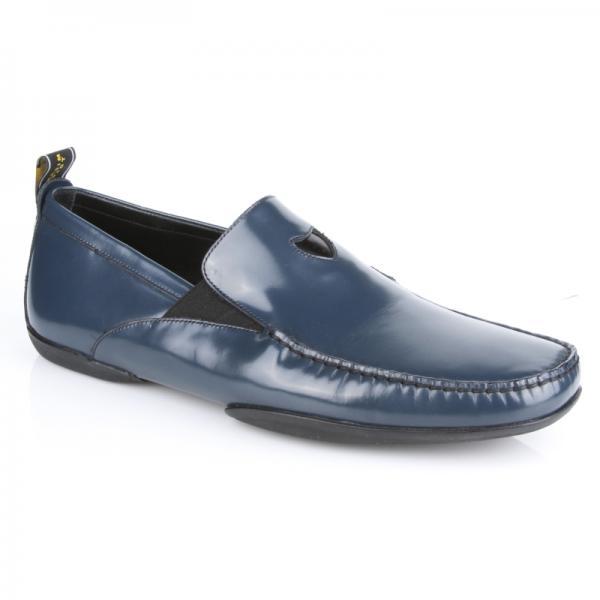 Michael Toschi Onda S Driving Shoes Blue Image