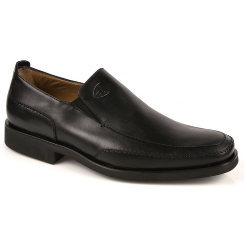 Michael Toschi Paulo Loafers Black Image