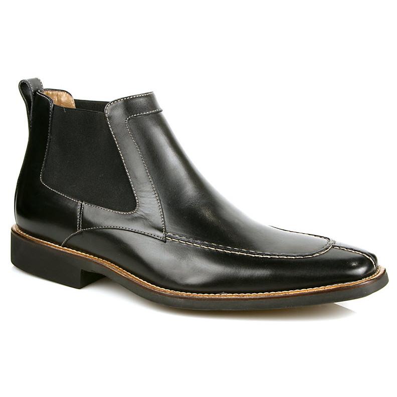 Michael Toschi Romeo Split Toe Boots Black Image