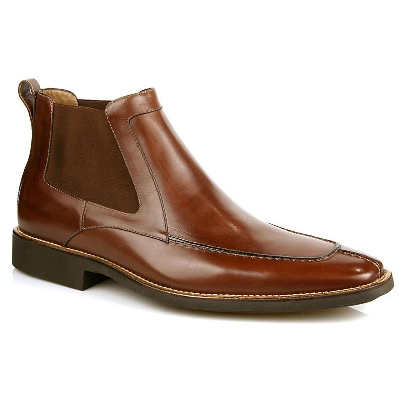 Michael Toschi Romeo Split Toe Boots Old Walnut Image