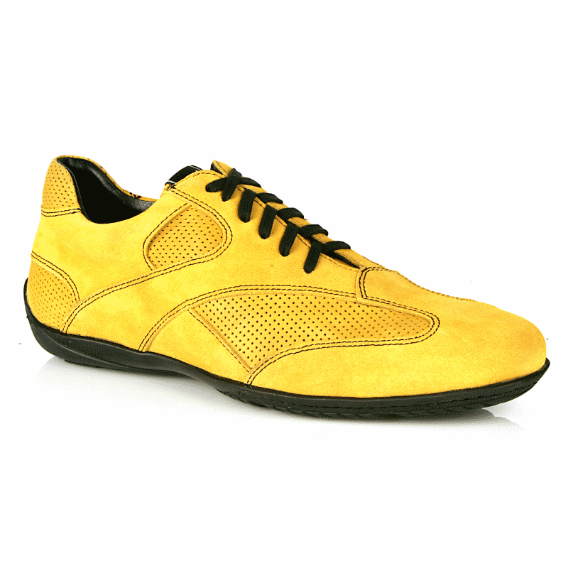 Michael Toschi RS125 Sneakers Yellow Image