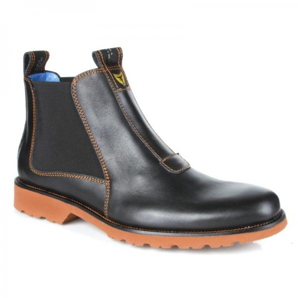 Michael Toschi Rugaro Boots Black Image