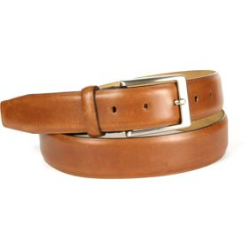 Michael Toschi Balboa Calfskin Belt Brown Image