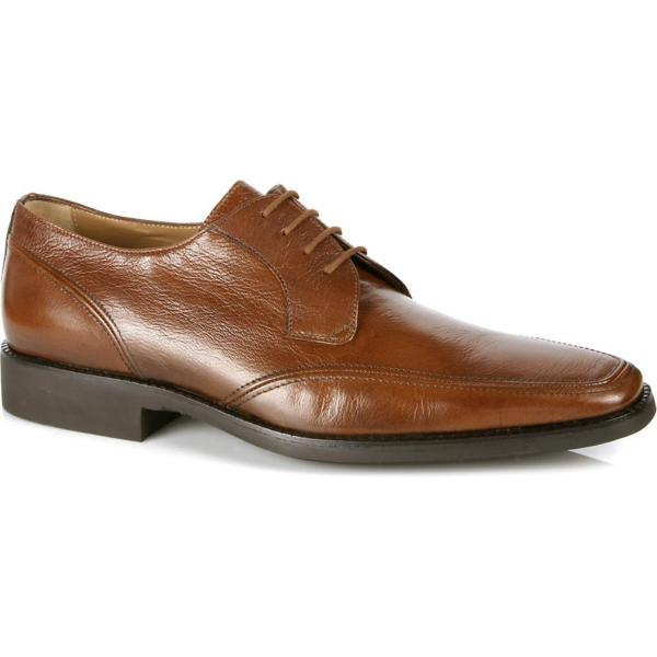 Michael Toschi Lorenzo Moc Toe Shoes Brown Image