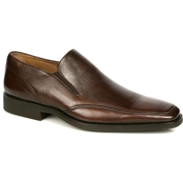 Michael Toschi Mario Double Side Gore Loafers Burgundy Image